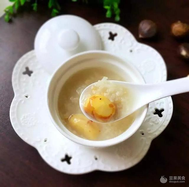 燕麦粥的做法,板栗燕麦粥的做法