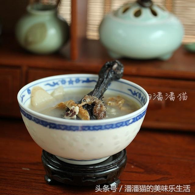 海龙的吃法,一款给男人补身的好汤