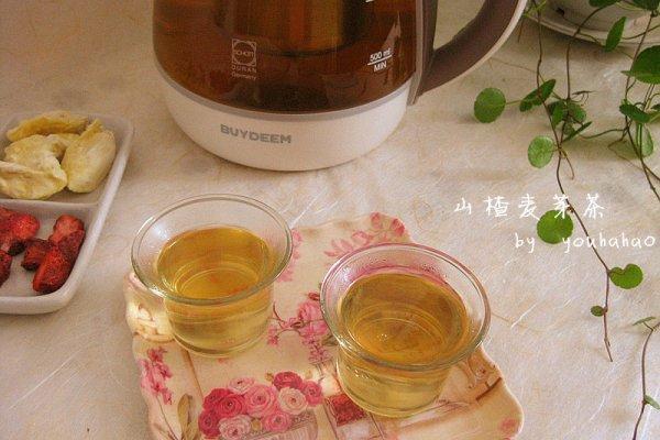 麦芽的吃法,山楂麦芽茶的做法步骤
