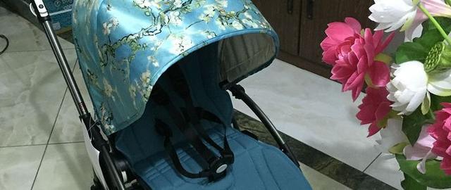 stokke婴儿车,Bugaboo bee3 梵高限量版 博格步婴儿推车 开箱