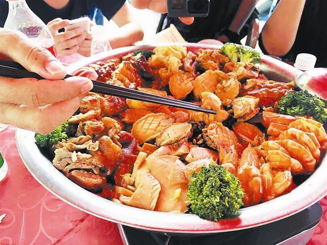 斗门美食,乡村里的美食,舌尖上的享受斗门味儿正浓