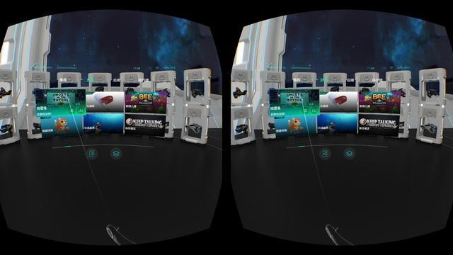 4k  vr,身临其境的丰富体验,爱奇艺奇遇4KVR一体机游戏测试