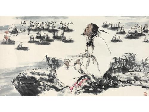 """东边日出西边雨下一句,刘禹锡最有趣味的爱情诗:""""东边日出西边雨,道是无晴却有晴"""""""