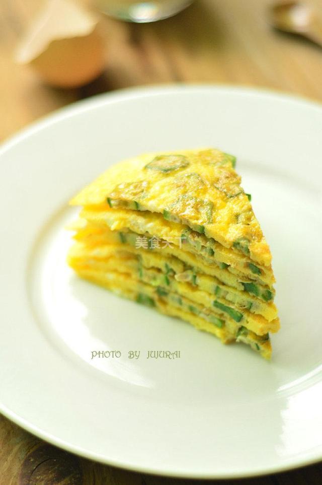 美食天下早餐,十分钟快手早餐鸡蛋饼,七天不重样,营养均衡又简单!