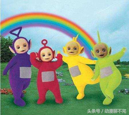 天线宝宝动画片,《天线宝宝》背后的故事,原来也像《虹猫蓝兔》一样差点被禁播!