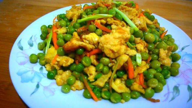 怎么做七,豌豆这样做,简单好看又好吃,随便看一看就会做哦