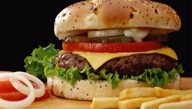 汉堡的吃法,汉堡的做法 简单营养的好吃法