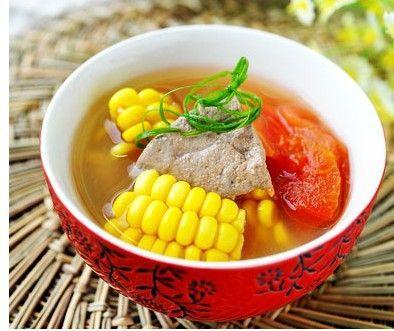 猪肝汤的做法,猪肝汤做法大全,暖和一整个冬季