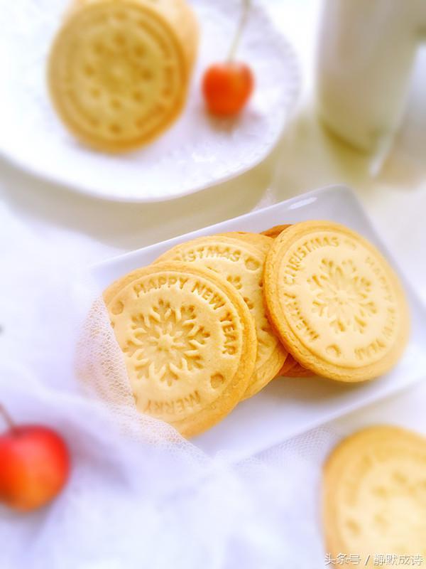 怎么做饼干,这么美貌的饼干,你也可以做!很香还简单,超详细做法教给您