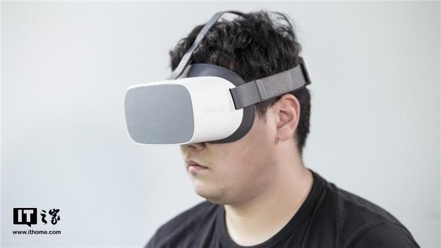 vr投影,Pico小怪兽2 VR一体机评测:巨幕影院爽爆
