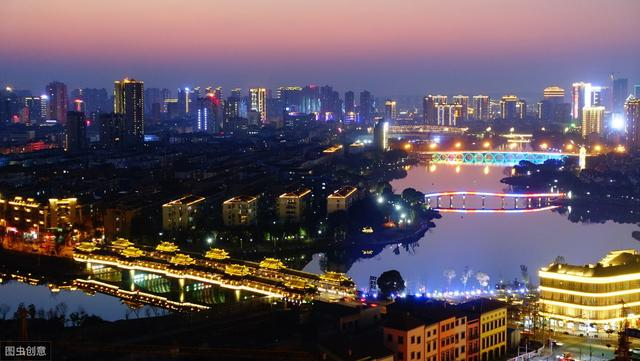 常德景点,中国常德市行政区划情况