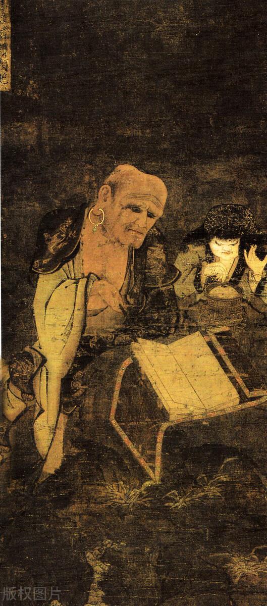 诗人的诗,唐朝三大诗僧之一,贯休这十首充满禅意禅情的诗,读懂后净化心灵