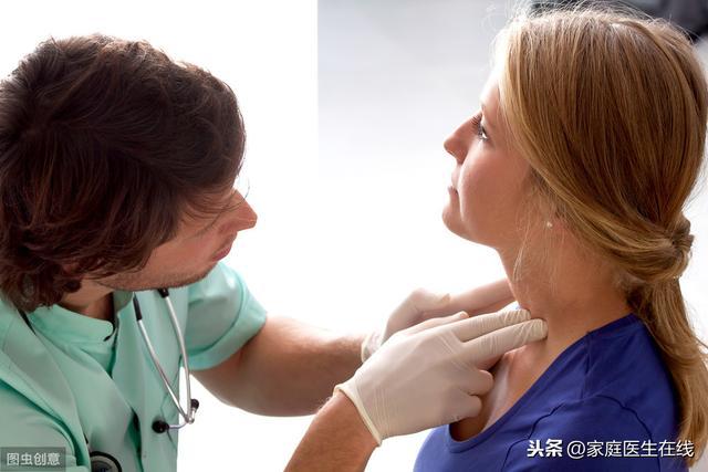淋巴结发炎怎么办,淋巴结肿大是怎么回事?一般是这两个原因造成的!