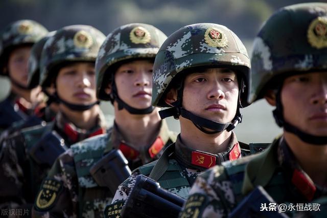 当兵的话,青年在部队当兵,建议要低调,学会4种沉默