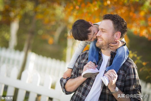 父爱的英文短句,英语美文   A father's love (父爱)