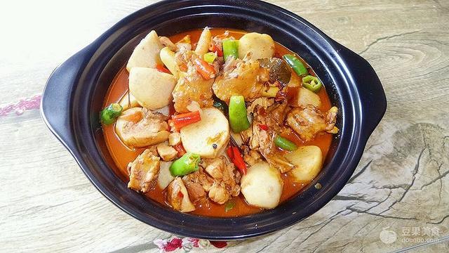 芋儿烧鸡的做法,芋儿鸡的做法