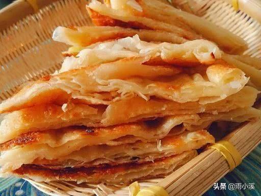 饼怎么做,家常饼怎么做好吃?掌握这5个技巧,做出的饼松软可口,咸香诱人