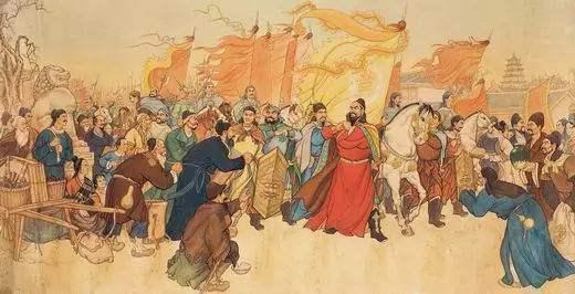 南昌起义的历史意义,农民起义的历史使命:打倒豪强权贵,让平民参与资源分享
