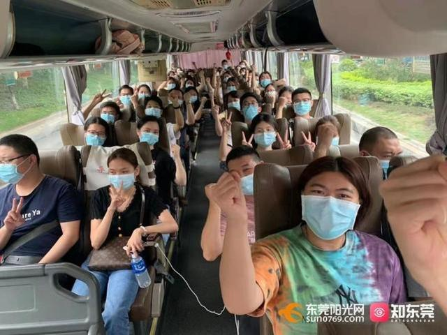 广州撑住!广东7市5200名医护人员驰援羊城 全球新闻风头榜 第1张