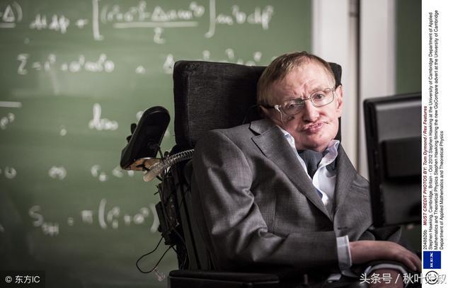 关于读书的名人故事,小学语文课本《轮椅上的霍金》,你还记得吗?