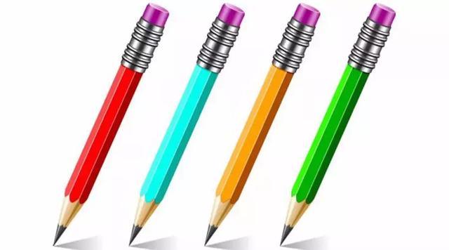 漫画的铅笔,漫画说科学丨铅笔是如何生产出来的?