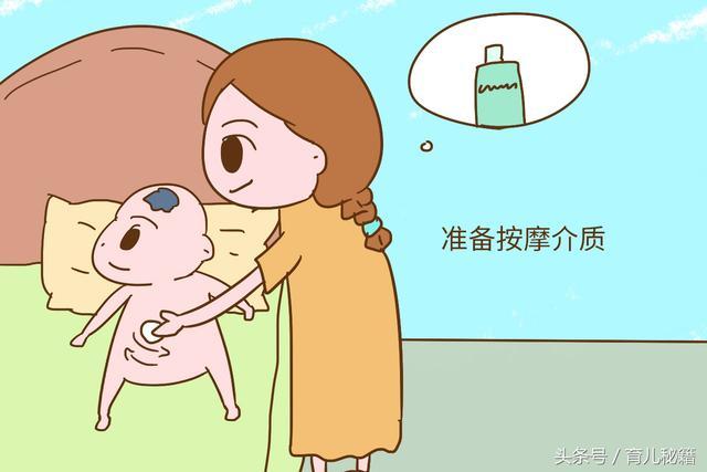 婴儿肠痉挛,月嫂不愿透露的秘籍,一招缓解宝宝胀气、肠痉挛,保证宝宝好睡眠