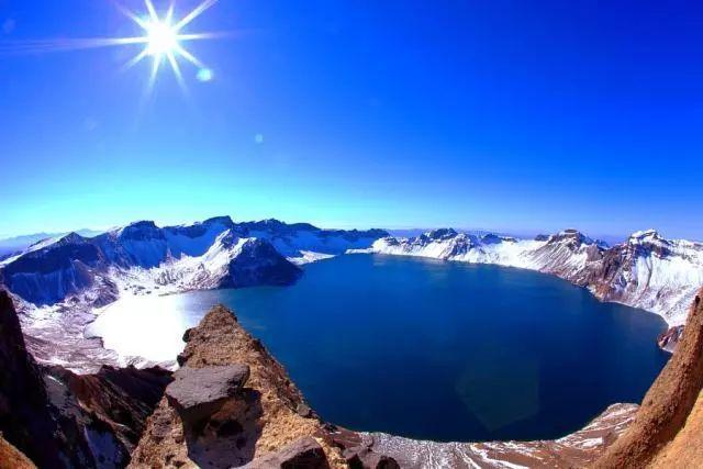 长白山简介,国内最美旅游景点——长白山天池