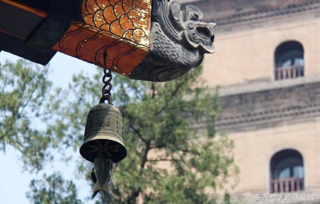 风铃的寓意,翅膀聊史:古代为什么悬挂风铃