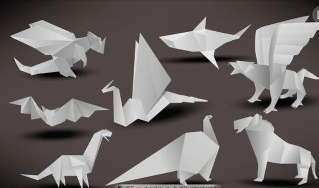 大灰狼动画片,国产动画中少见的折纸动画《三只狼》,每个画面都是经典!