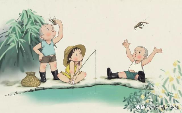 描写儿童的诗句有哪些,最美古诗词    十首童趣诗词:还你一颗童心,找回天真岁月