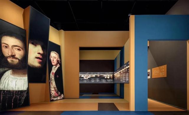 VR艺术,光影浮空丨在VR展厅里,重温艺术的美与永恒