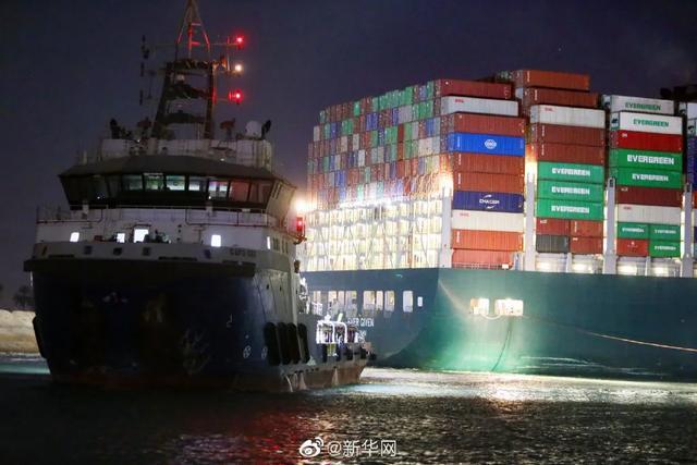 苏伊士运河堵了,如今航空件的价钱怎么样了?