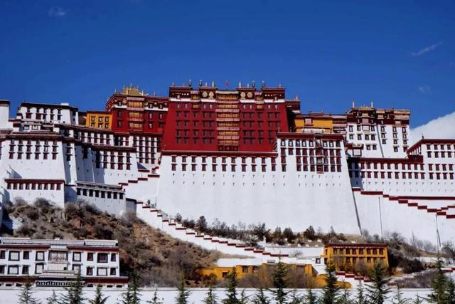 """西藏景点,西藏这些""""最A级""""景区,你去过几个?"""