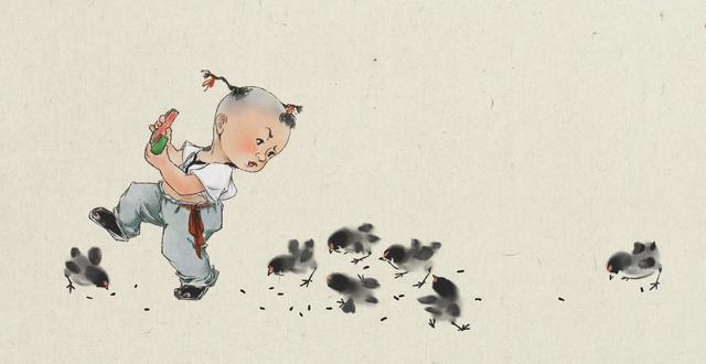 长大的诗,回味童年:送你最有童趣的10首诗