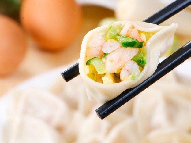 虾仁的吃法,虾仁饺子馅怎么调好吃?教你5种做法,鲜嫩多汁,连吃3盘真过瘾