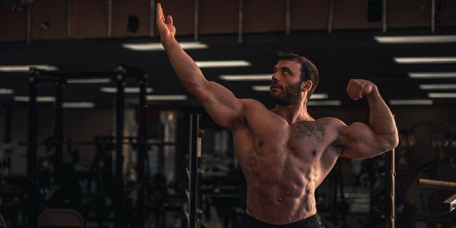 肩宽怎么量,要告别窄肩不是没有可能,宽肩套路都是高手们常用的方法!