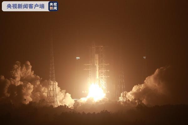 视频丨长征七号改遥二运载火箭成功发射 全球新闻风头榜 第1张