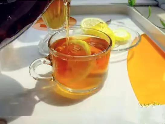 冰红茶的做法,自制冰红茶