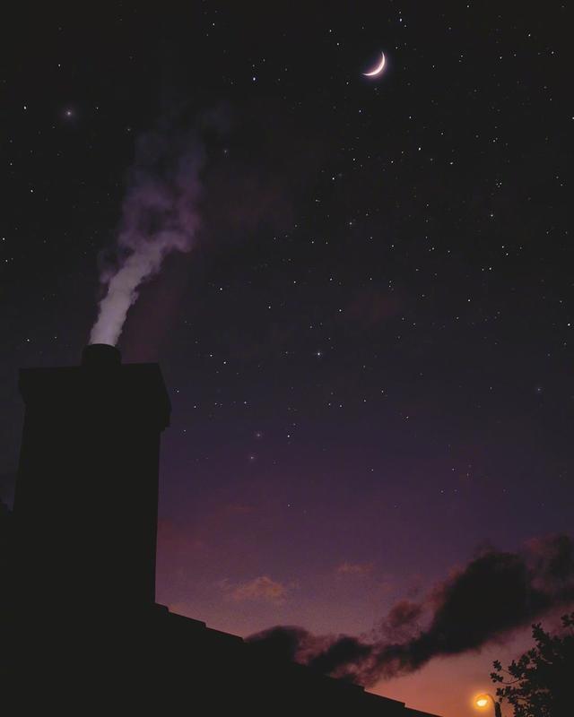 星空图片,【唯美星空图片】要仰望星空 