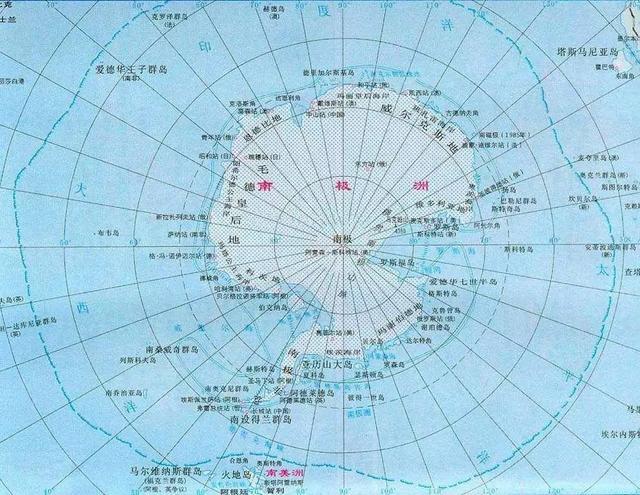 南极洲有哪些国家,南极到底是哪国领土?被发现200年争执不断,曾经差点被瓜分