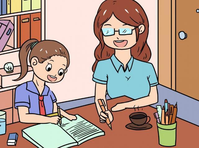 二年级好句,二年级看图写话好词好句必读,期末考试看图写话想得高分,要看