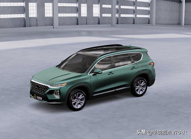 汽车vr,3D全景看车,为汽车行业提供线上交易模式