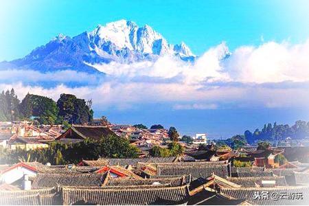 云南有哪些旅游景点,云南最好景点排名榜,云南十大旅游景点排名
