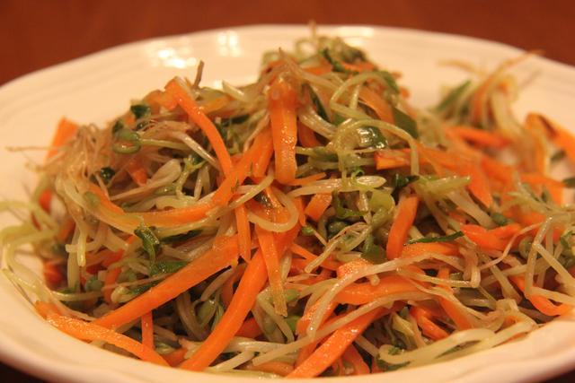 胡萝卜的做法,胡萝卜14种做法,营养健康两不误,吃起来比红烧肉都香,很美味