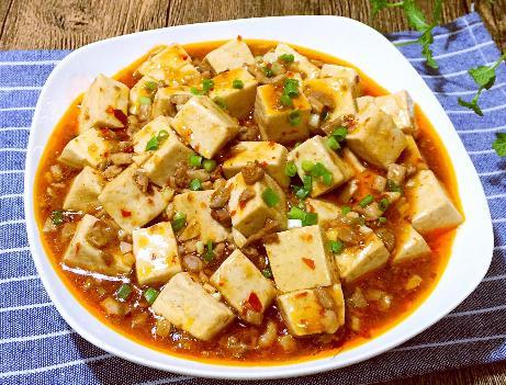 麻婆豆腐的家常做法,麻婆豆腐家常做法,掌握3个小窍门,出锅豆腐鲜嫩滑入味还不易碎