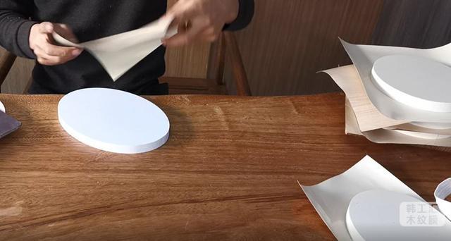 怎么做贴贴,PVC木纹纸装饰木纹贴膜施工方法