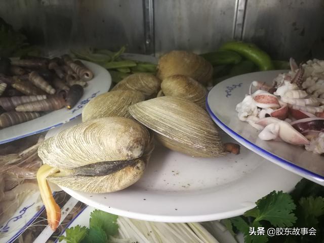 天鹅的吃法,胶东美食之芹菜炒天鹅蛋,海陆搭配,既鲜又脆