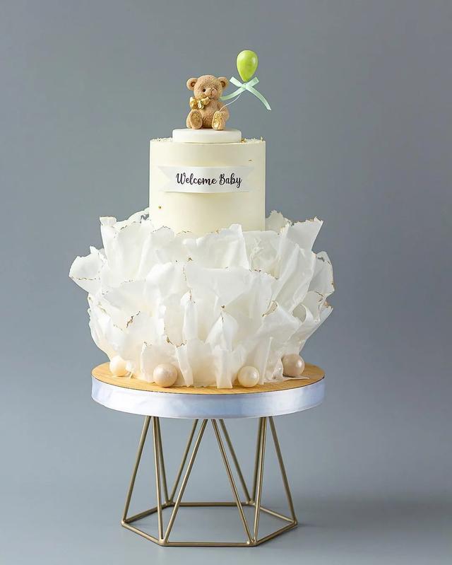 生日蛋糕图片,六一儿童节专辑,做这些蛋糕,高端大气上档次