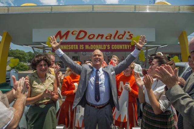 肯德基麦当劳已变成全世界零售食品类服务行业水龙头