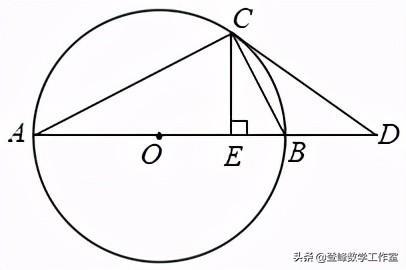 2020年全国中考数学真题分类精选之——与圆的有关解答题